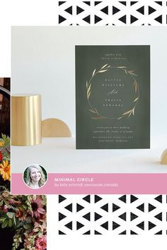Don't forget to include your wedding website on your invitation! This allows your attendees to view pertinent details about your wedding, such as the itinerary, travel, and where you are registered. It is also a wonderful way for your guests to learn more about your love story and view snapshots of you and your soon-to-be spouse! #stylemepretty #minted #weddinginvitations Save The Day, Unique Wall Art, Wedding Website, Stuff To Do, Love Story, Holiday Cards, Wedding Invitations, Stationery, Mint