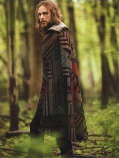 The Boho Woodsman...