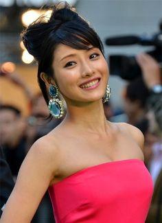 Beautiful Girl Photo, Beautiful Asian Women, Really Cute Babies, Satomi Ishihara, Female Profile, Badass Women, Japanese Models, Happy Women, Cute Faces