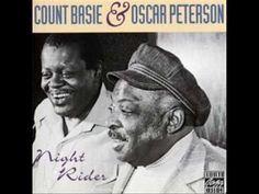 Oscar Peterson & Count Basie - Blues for Pamela - YouTube