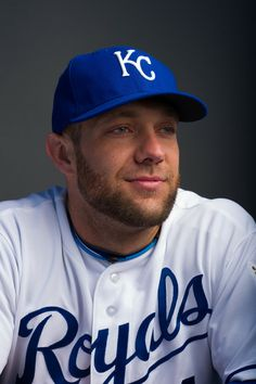 Alex Gordon #4 of the Kansas City Royals poses for a portrait on photo day at the Surprise Sports Complex on February 21, 2013 in Surprise, Arizona.  (February 20, 2013 - Source: Rob Tringali/Getty Images North America)