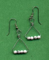 No Wire Hanger Earrings