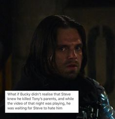 Bucky - Civil War