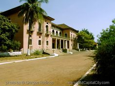 Guine Bissau imperial properties