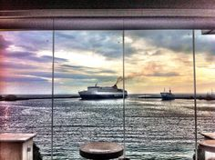 #remezzo #chios #island #port #view