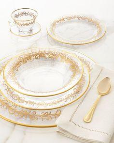 """Oro Bello"" Dinner Plates, Set of 4 ""Oro Bello"" Cups & Saucers, Set of 4 ""Oro Bello"" Soup Bowls, Set of 4 Dinnerware Sets, China Dinnerware, Classic Dinnerware, Soup Bowl Set, Dinner Sets, Decoration Table, Dinner Plates, Dinner Ware, Dessert Plates"