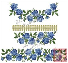Cross Stitch Bird, Cross Stitch Borders, Cross Stitch Flowers, Counted Cross Stitch Patterns, Cross Stitching, Cross Stitch Embroidery, Hand Embroidery, Embroidery Patterns Free, Embroidery Designs