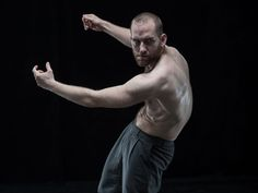 In a rehearsal studio in east London, I have met Lloyd Newson, the pioneering artistic director of dance-theatre company DV8, to discuss his latest piece John, opening at the National next week.