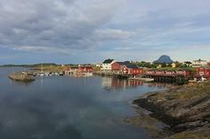 Whats not to #love ? 😍 A smal #island  #lovund at the #coast of #helgeland #nordnorge #norway #visitnorway #rorbu #fishing #sea there is only a few hundred #people #living here.. #quiet #place ❤ #gothere and be #amazed #myphoto #mittbilde