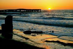 Travel Tuesday: Sunrises and Sunsets Around The World - #ChicGalleria #travel Atlantic City