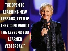 17 Impactful And Hysterical Quotes From Ellen, In Case You Forgot How Great She Is