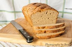 Vegan Gluten Free Potato Bread.