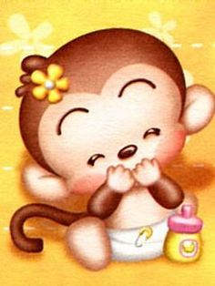 Monkey Wallpaper monkey love | monkey, cartoon and animal