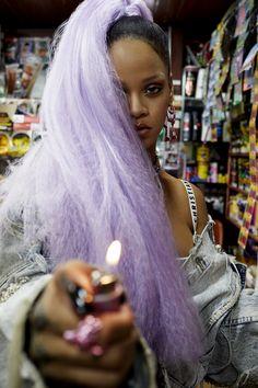 """Rihanna For Paper Magazine """