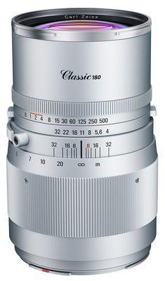 3D visualization, 3d render, Carl Zeiss Telephoto Sonnar T* 4/180 ZV lens, vray studio light
