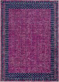 Image result for area rug in blues and purples