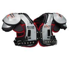 4dafe3ec0e9 Riddell Power SPX OL DL Shoulder Pad