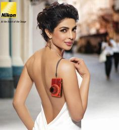 Priyanka Chopra's new Nikon print AD left us speechless! So gorgeous!