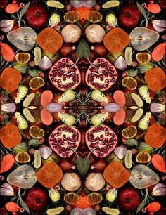 Hargreaves + Levin creates a series of food scans that showcases the beauty of seasonal fruit and vegetables. In Season Produce, Fruit In Season, Fermented Tea, Recycled Yarn, Natural Forms, Fruit And Veg, Food Design, Raw Food Recipes, Food Art