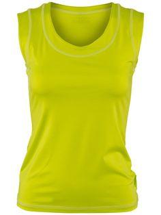Pure Lime Tennis Women's Classic Tank - Brite Lime
