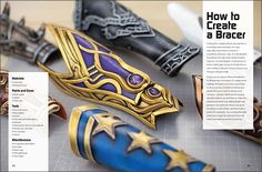 The Costume Making Guide is a book featuring comprehensive tutorials on how to make your own costumes at home. Whether or not you recognize the name Svetlana Quindt, if you're into cosplay, y…