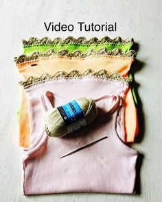 Simple and Easy Crochet Edging Video Tutorial By AnnooCrochet Designs