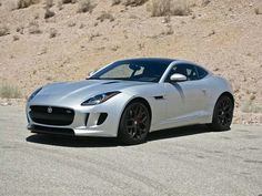 Jaguar brings sexy back at the track with the 550-hp 2015 F-Type Coupe R