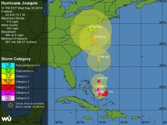 Hurricane Joaquin : Forecast Discussion | Weather Underground