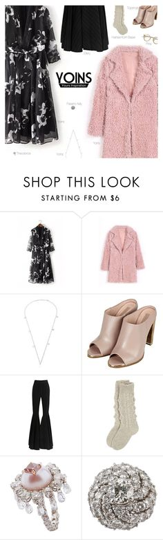 """""""Yoins"""" by amberelb ❤ liked on Polyvore featuring Topshop, E L L E R Y, women's clothing, women's fashion, women, female, woman, misses, juniors and yoins"""
