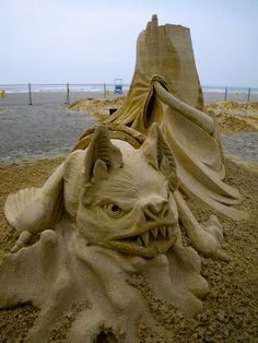 40 Amazing Sandcastles and Sand Sculptures