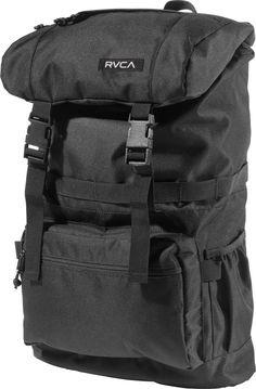 392dc138563 RVCA Hillhurst Rucksack backpack … Alternative Fashion