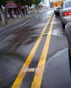 Calles autolimpiantes