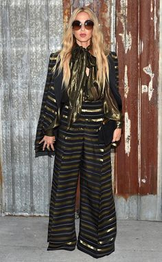Rachel Zoe from Stars at New York Fashion Week Spring 2016 | E! Online