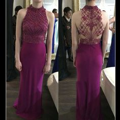 Outlet 2017 New Evening Dresses, Outlet Sleeveless Beaded Prom Gowns, Outlet Chiffon Sleeveless Jewel Long Formal Gowns (Outlet Prom Dress Elegant Bridesmaid Dresses, Prom Dresses 2016, Cheap Prom Dresses, Prom Party Dresses, Sexy Dresses, Formal Dresses, Graduation Dresses, Prom Gowns, Wedding Dresses