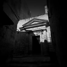 Temple Church: By Alexandru Crisan, more artworks… #Photography #Construction #Edifice #Building #Illustration