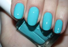 In the Cab-ana. Click the photo to see Polish You Pretty's full swatch review of the Essie 2013 Resort Collection!