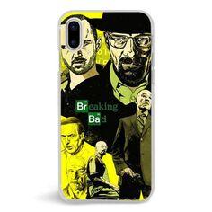 Breaking Bad,iPhone X Case,Custom iPhone X Case,iPhone X