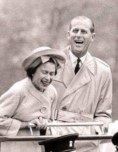 Queen Elizabeth II and Prince Philip have been married since we can imagine when. They've survived the toughest challenges, celebrated m. English Royal Family, British Royal Families, Reine Victoria, Queen Victoria, Royal Life, Royal House, Royal Queen, King Queen, Elizabeth Queen