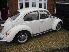 Bernie - A 1967 Lotus White Beetle