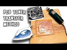 How to make a Printed Circuit Board (PCB) at home - YouTube