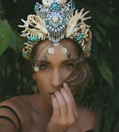 Gypsylight mermaid crown