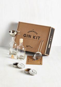 Spirit of the Good Times Homemade Gin Kit