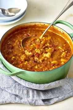 Vegetarian Recipe: Pumpkin Chili — Make More Good