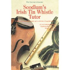 Tin Whistle Tutor Book-Volume 1