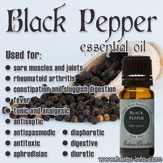 Uses And Benefits Of Black Pepper Essential Oil (Full Guide)
