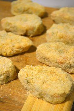 Nuggets de legumes (vegan) - le pixel gourmet