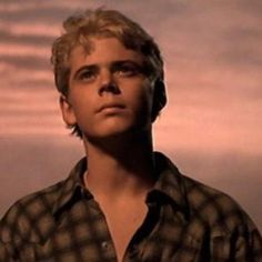 C. Thomas Howell - Ponyboy Curtis in The Outsiders  (1983)  --- Stay Gold | goosepimplyallover.com