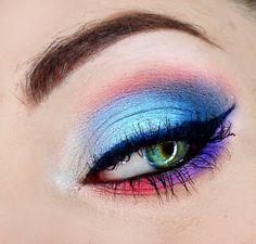 Perfekcyjny Wygląd: Wiosenny Makijaż z cieniami Glazel
