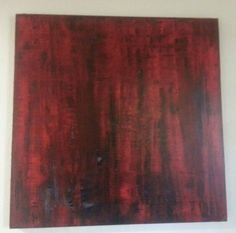 Los Angeles Art Exhibit Original painting 36x36 on canvas title  untitled $ 2500.00 call for inquiries (805) 358-6831