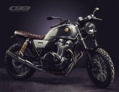 Honda CB1100 Scrambler | Challenge Big One